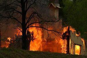 Tipos de incêndio classificado drywall