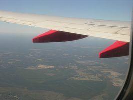 Aeronaves usar tanques de combustível para fornecer energia para seus motores.