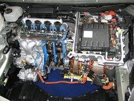 Tipos de motores híbridos