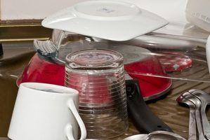 Tipos de equipamentos de cozinha