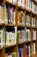 Tipos de esquemas de classificação de biblioteca