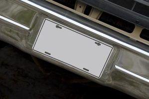 Tipos de placas em minnesota