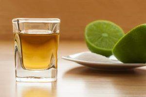 Tipos de licor feitos a partir de agave