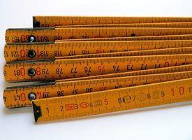 Tipos de instrumentos de medição