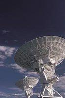 Tipos de ruído na comunicação por satélite