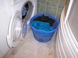 Tipos de alvejante sem cloro para lavadoras de alta eficiência