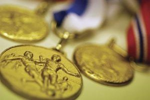 Tipos de medalhas olímpicas