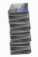 Tipos de plástico utilizados em cartões magnéticos