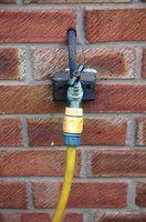 Tipos de conectores de mangueira torneira de encaixe rápido
