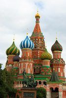 Tipos de serviço de comida russa