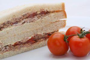 Tipos de pães de sanduíche