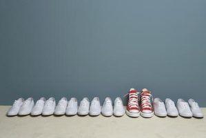 Tipos de tecido sapato