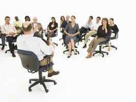 Tipos de grupos de trabalho social
