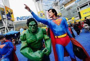 Tipos de super-heróis
