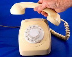 Tipos de fio de telefone
