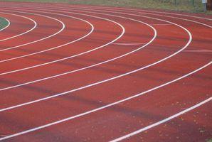Tipos de atletismo eventos