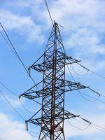 Tipos de torres de transmissão