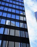 Tipos de janelas para edifícios comerciais