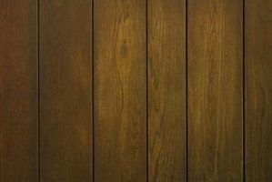 Tipos de muros de contenção de madeira