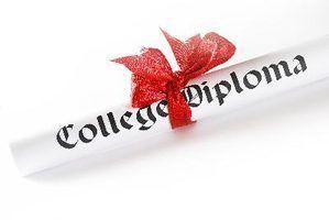 Universidades que oferecem experiência de vida graus