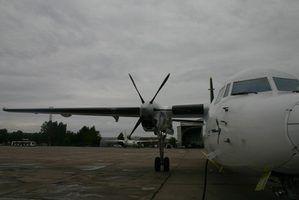 Usos de combustível de aviação