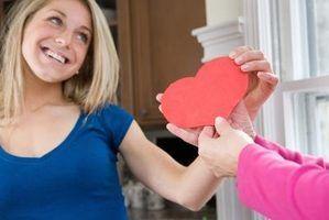Ideias aliteração valentine
