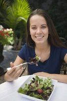 Vegan opções em restaurantes populares