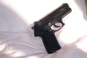Leis estaduais de virgínia sobre carregando armas abertamente sem autorização