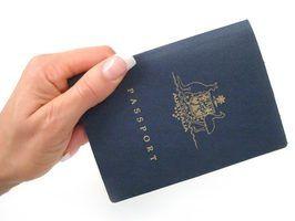 Exigências de visto para os titulares de passaporte australiano
