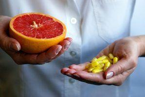 Vitaminas que ajudam a limpar o seu sistema