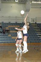 Regras árbitro de voleibol e sinais de mão