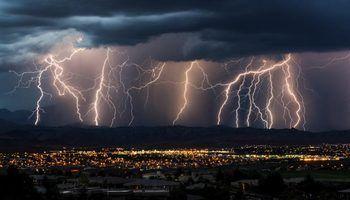 Os sinais de alerta de tempestades