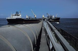 Formas de transporte de petróleo e gás