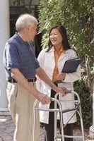 Maneiras de evitar o pagamento de cuidados de enfermagem casa