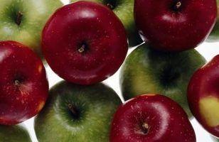 O que maçãs são melhores para usar para o bolo de maçã judaica?