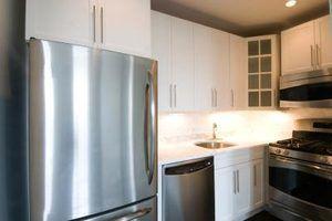 GE e Kenmore fazer refrigeradores eficientes em termos energéticos e outros eletrodomésticos.