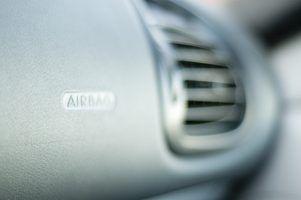 Quais são airbags feitos de?