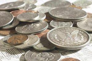 Quais são moedas americanas feitas de?