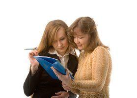 Quais são as medições baseadas em comportamento em avaliações do empregado?