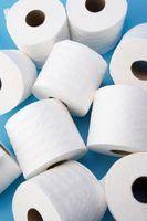 Quais são as diferentes marcas de papel higiênico?
