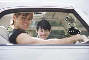 Quais são as convicções de condução?