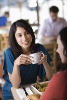 Quais são bons substitutos de café?