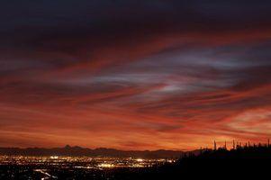 Tucson oferece uma bela paisagem e grandes empresas que tratam bem os funcionários.