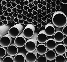 Quais são as classificações de tubos de plástico?