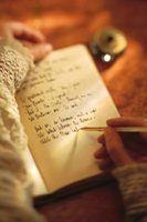 Quais são alguns poemas preposição?