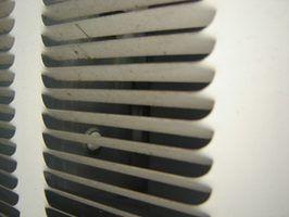 Trane especificações de ar condicionado