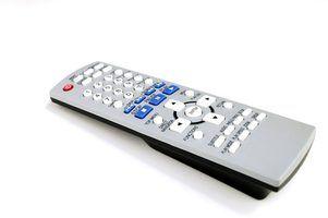 Quais são as causas de tv dreno de bateria remoto?