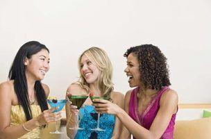 Quais são as consequências de uma bartender que serve um menor?