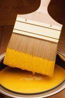 Quais são os perigos de fumos de pintura epóxi?