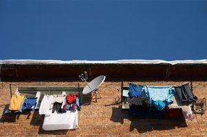 Quais são os perigos da inalação fiapo de secadores?